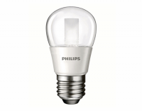 Philips 4W LED Lamp P45 test