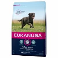 Eukanuba Adult Large Breed test
