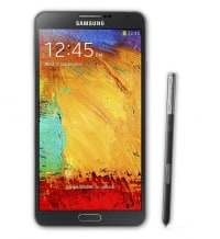 Samsung Galaxy Note 3  test
