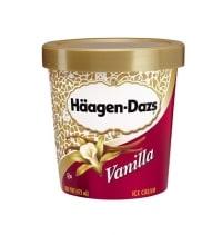 Häagen Dazs Vanilla test
