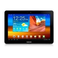 Samsung Galaxy Tab 10.1 test