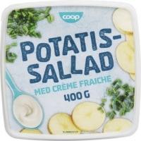 Coop Potatissallad test