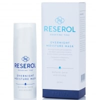 Reserol Overnight Moisture Mask test