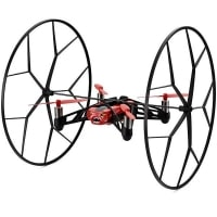 Rolling Spider Minidrone test