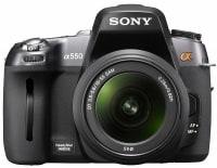 Sony A550 test
