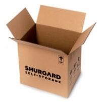 Shurgard Flyttlåda test