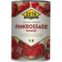 Zeta Finkrossade tomater test