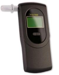 FCA-7000 Alkoholtestare test