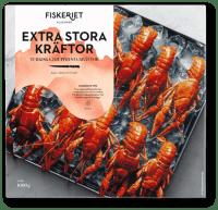 Fiskeriet Extra Stora Kräftor Turkiska Frysta test