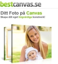 Bestcanvas - bäst i test bland Foto på canvas 2017