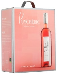 Puycheric Syrah Rosé 2013(2209) test