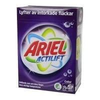 Ariel Color test