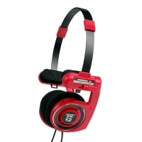 Koss Porta Pro red hot test