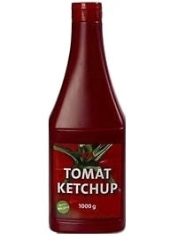 ICA Tomatketchup test