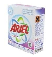 Ariel Sensitive Color test