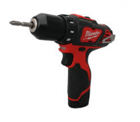 Milwaukee M12 BDD Li-202 C test