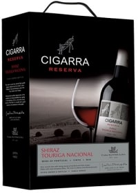 Cigara Reserva Shiraz Touriga Nacional 2013 test