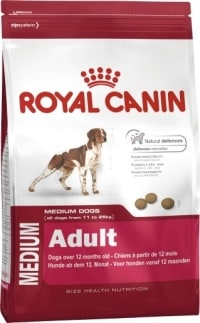 Royal Canin Medium Adult test