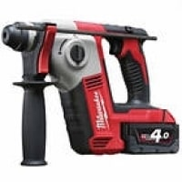 Milwaukee M18 BH test