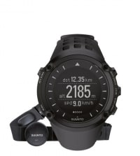 Suunto Ambit Black(HR) test