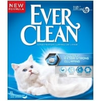 Ever Clean Extra Strong test