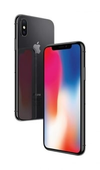 Apple iPhone X test
