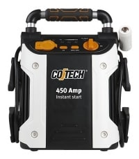 Cotech 450 AMP test