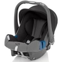 Britax Römer Baby-Safe plus SHR II test