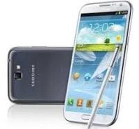 Samsung Galaxy Note II GT-N7105 test