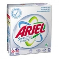 Ariel Sensitive White test