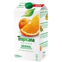 Tropicana Apelsinjuice test