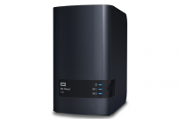 Western Digital Mycloud EX2 test
