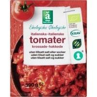 Änglamark Krossade Tomater test