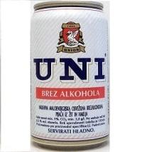 Uni Brez Alkohola test