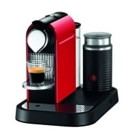 Nespresso Citiz & Milk C120 test