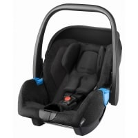 Recaro Privia Isofix test