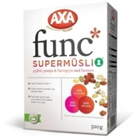 Axa Func Supermüsli test