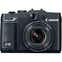Canon Powershot G16 test