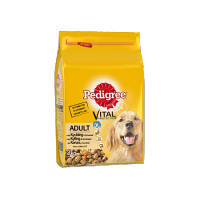Pedigree Vital Protection test