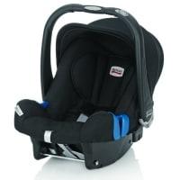 Britax Baby-Safe plus SHR II med Isofixbas - bäst i test bland Babyskydd 2018