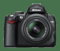 Nikon D5000 test