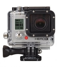 GoPro Hero3 Black Edition test