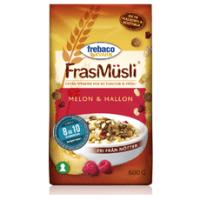 Frebaco Kvarn Melon/Hallon test