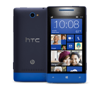 Windows Phone 8S by HTC test
