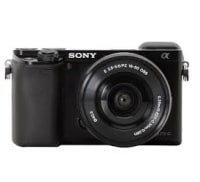 Sony a6000 - bäst i test bland Systemkameror 2019
