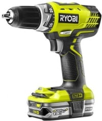 Ryobi RCD18021L test