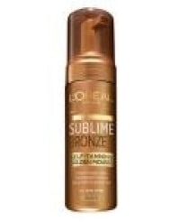 L'Oreal Sublime Bronze Self-Tanning Golden Mousse test