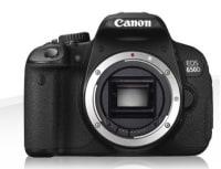 Canon EOS 650D test