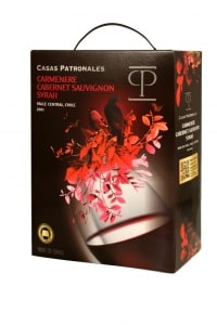 Casas Patronales Carmenère Sauvignon Syrah 2013(nr 2130) test
