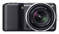 Sony NEX-3N test